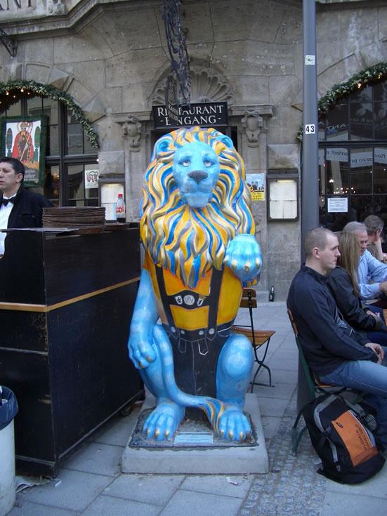Lion de Munich
